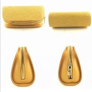 Louis Vuitton Bags - Louis Vuitton Epi Cosmetic Pouch